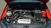 2016 VW Vento Cup Racecar engine bay Driven