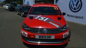 2016 VW Vento Cup Racecar front Driven