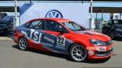 2016 VW Vento Cup Racecar front three quarter Driven