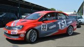 2016 VW Vento Cup Racecar front three quarter left Driven