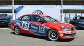 2016 VW Vento Cup Racecar front three quarter low Driven