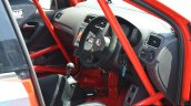 2016 VW Vento Cup Racecar interior Driven