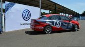2016 VW Vento Cup Racecar rear three quarter Driven