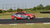 2016 VW Vento Cup Racecar side Driven