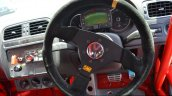 2016 VW Vento Cup Racecar steering wheel Driven