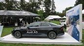 2017 Audi A5 Coupe side profile
