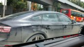 2017 Audi A5 Sportback spy shot India