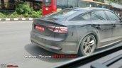 2017 Audi A5 Sportback spyshot India