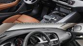 2017 Audi A5 Sportback vs. 2012 Audi A5 Sportback interior