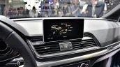 2017 Audi Q5 centre console