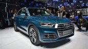 2017 Audi Q5 front three quarters