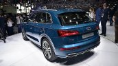 2017 Audi Q5 rear three quarters