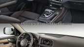 2017 Audi Q5 vs. 2013 Audi Q5 interior dashboard