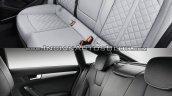 2017 Audi S5 Sportback vs. 2012 Audi S5 Sportback rear seats