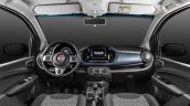 2017 Fiat Uno dashboard official image