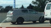 2017 Honda CR-V exterior spy shot