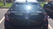 2017 Honda Civic Hatchback rear