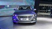 2017 Hyundai Verna front makes world premiere