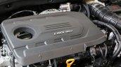 2017 Hyundai i30 diesel engine