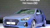 2017 Hyundai i30 front three quarters left side