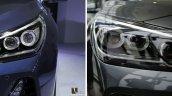 2017 Hyundai i30 headlamp