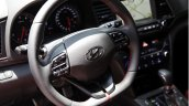 2017 Hyundai i30 steering wheel second image