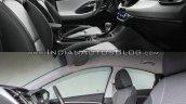 2017 Hyundai i30 vs. 2015 Hyundai i30 front seats