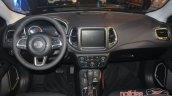 2017 Jeep Compass dashboard live image