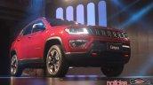 2017 Jeep Compass front quarters live image