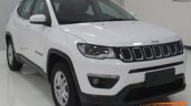 2017 Jeep Compass front revealed