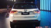 2017 Jeep Compass rear live image