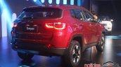 2017 Jeep Compass rear quarter live image