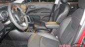 2017 Jeep Compass seats live image