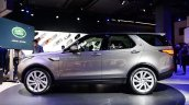 2017 Land Rover Discovery side profile