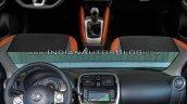 2017 Nissan Micra vs Old model interior