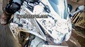 2017 Suzuki GSX150R front spied