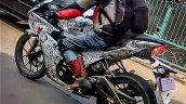 2017 Suzuki GSX150R side spied