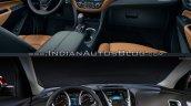 2018 Chevrolet Equinox vs 2016 Chevrolet Equinox interior
