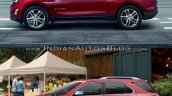2018 Chevrolet Equinox vs 2016 Chevrolet Equinox profile