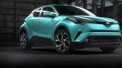 AU-spec 2017 Toyota C-HR Radiant Green
