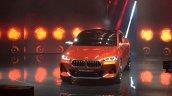 BMW X2 concept headlight at 2016 Paris Motor Show