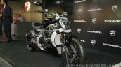 Ducati XDiavel S front three quarters right side