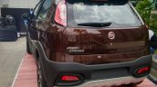 Fiat Urban Cross rear showcased