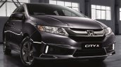 Honda City X limited editions front launched