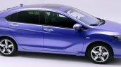 Honda Gienia exterior