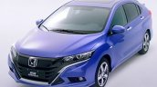Honda Gienia front three quarters left side