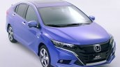 Honda Gienia front three quarters