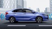 Honda Gienia sensors