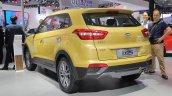 Hyundai Creta rear three quarter gets 1.6 turbo engine in China