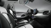Hyundai i30 front cabin revealed ahead of Paris debut